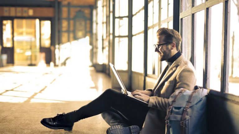 Work is a thing you do, not a place you go: Using IT to work more flexibly