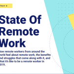 remote working report