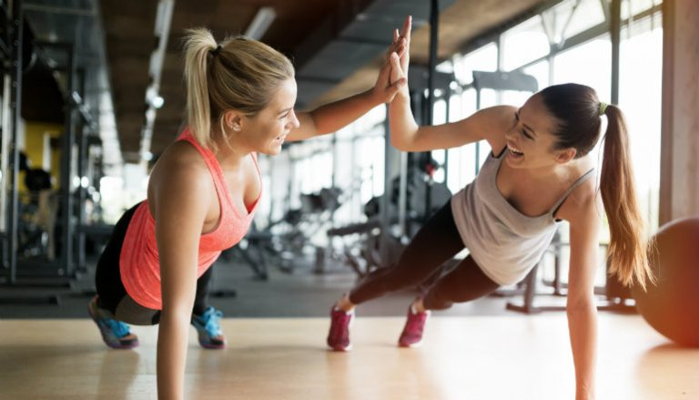 Get a Workout Partner and Increase Your Productivity as a Work-at-Home Professional