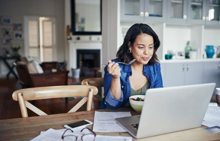 working from home mental health