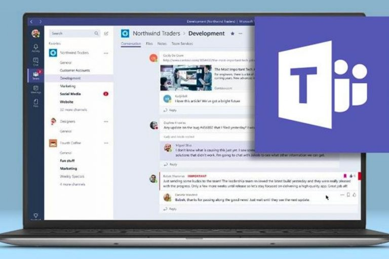 Microsoft Teams Goes Down as Europe Tries to Work From Home