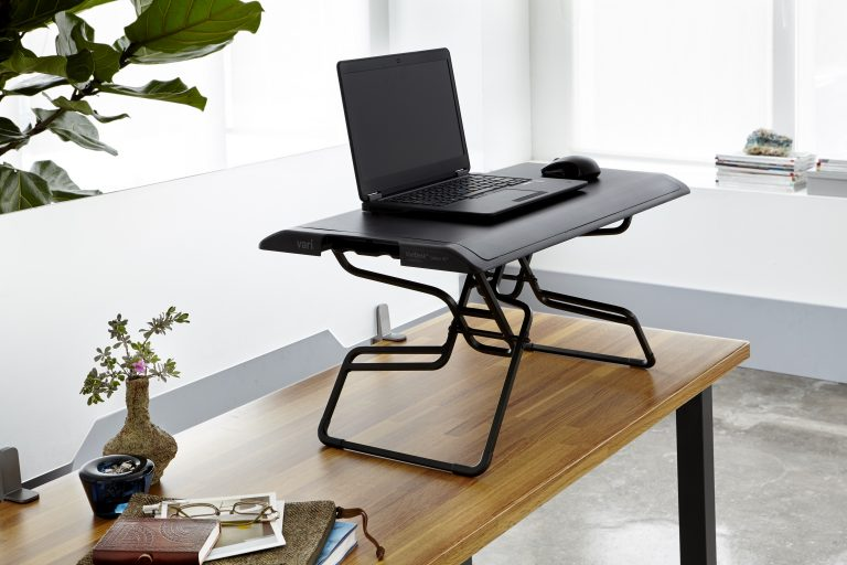 The standing desk, and other tips for the home office