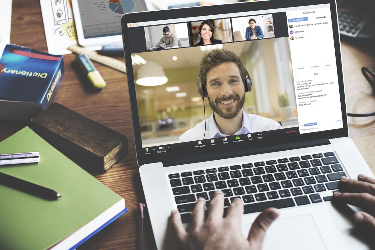 virtual backgrounds video conferencing